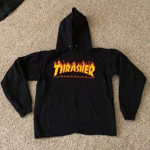 🔥 Authentic Thrasher Hoodie 🔥